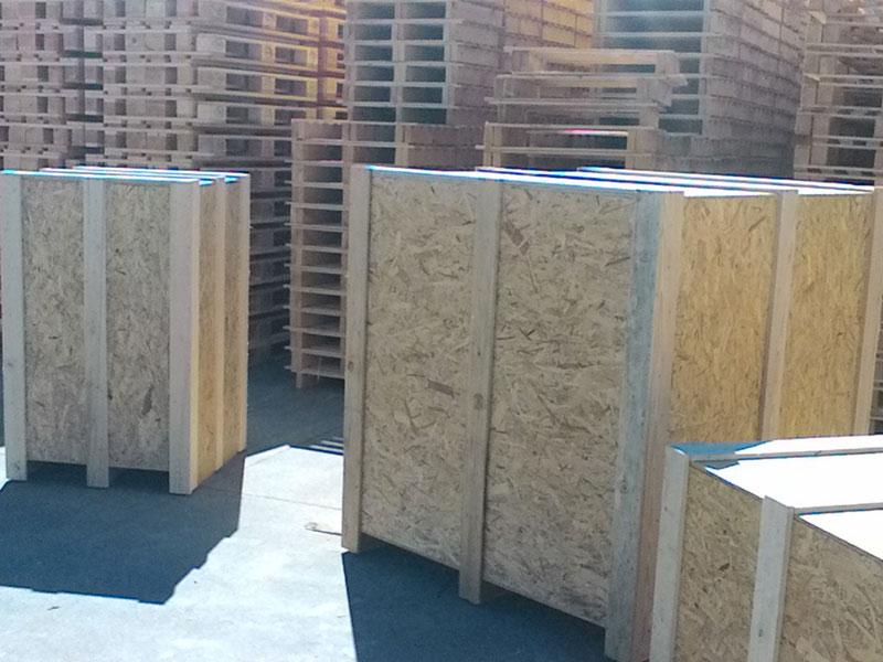 casse di legno in osb | pallets bertolin